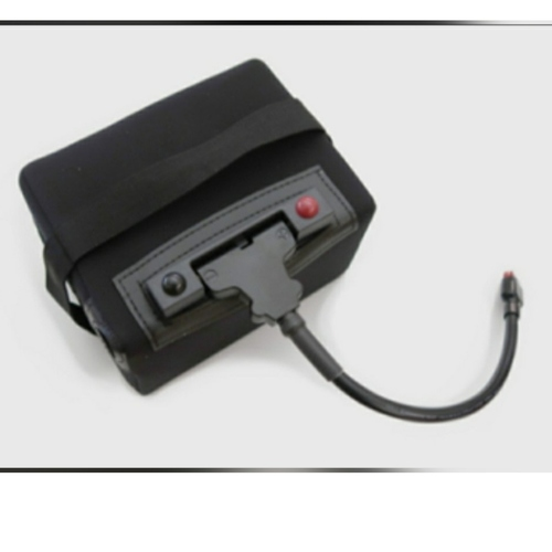Lifepo4 lithium battery w charger for golf trolley