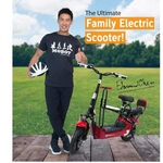 Mobot EV UL2272 Seated Electric Scooter