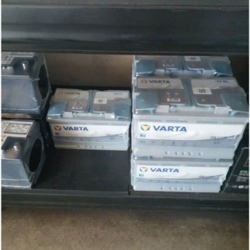 VARTA GERMANY AGM automotive car batteries