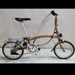 3- Sixty 6 speeds Electro Bronze color