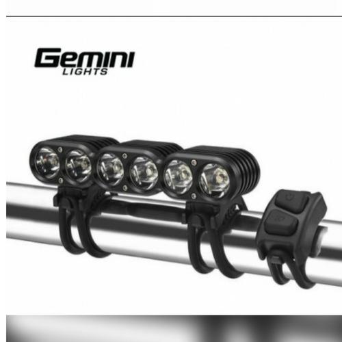 Gemini Titan 2500  4000 high lumen lights