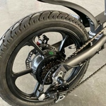 ROGI PRO Foldable ebike 48v 16 LTA APPROVED PAB w 6 gears