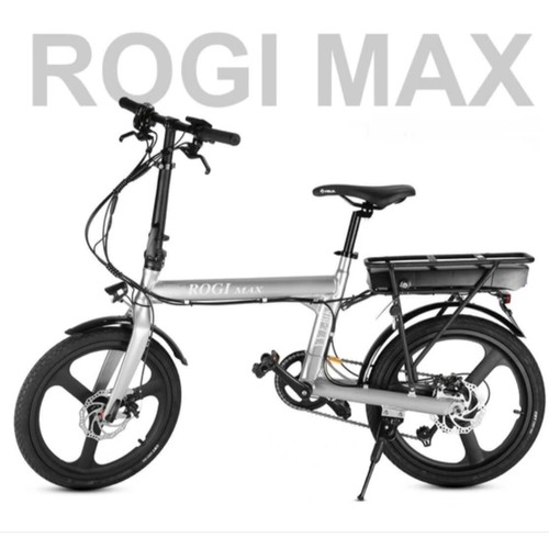 "ROGI MAX ebike 48v 14AH  20"" LTA APPROVED PAB w 6 gears"