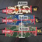 Box masks ( KF 94 shape-like mask ), L size ( standard for most face shape )