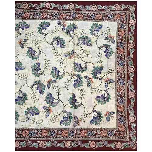 Batik Table Cloth ( Rectangular Sizes )