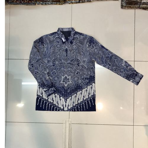 cotton, hand drawn batik shirt