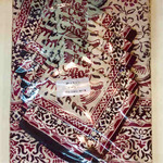 Batik Table Cloth with 12 napkins