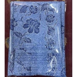 Batik Table Cloth with 12 napkins
