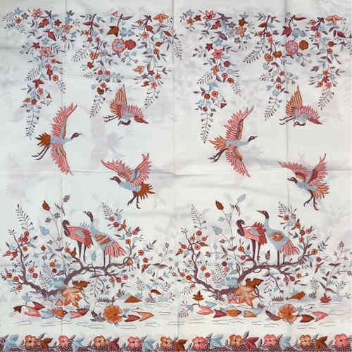 fine batik fabric
