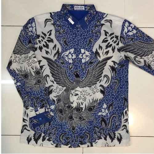Hand drawn batik shirt