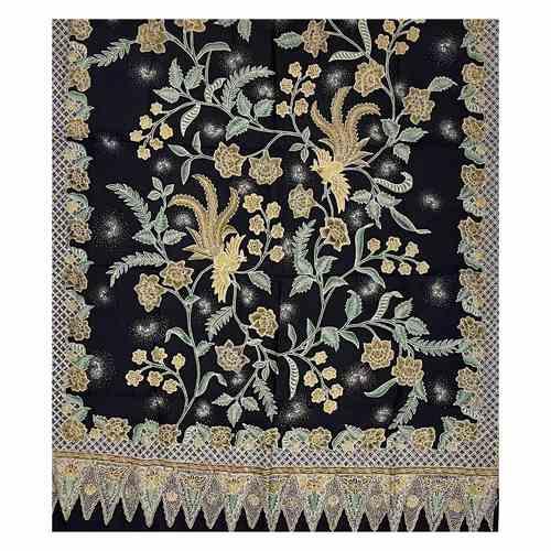 hand woven silk shawl
