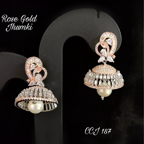 Traditional Jhumki