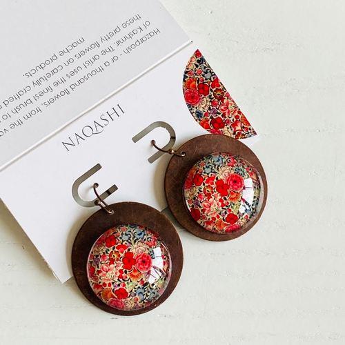 Earrings - Naqashi