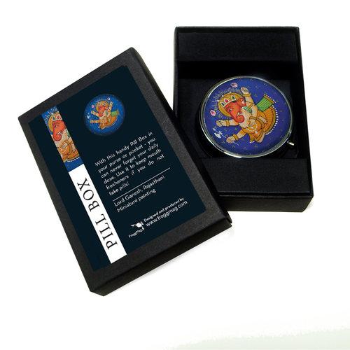Pill Box - Lord Ganesha