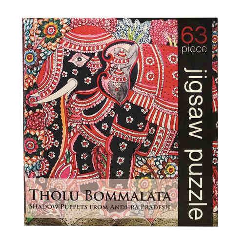 JIGSAW PUZZLE - Tholubomalatta