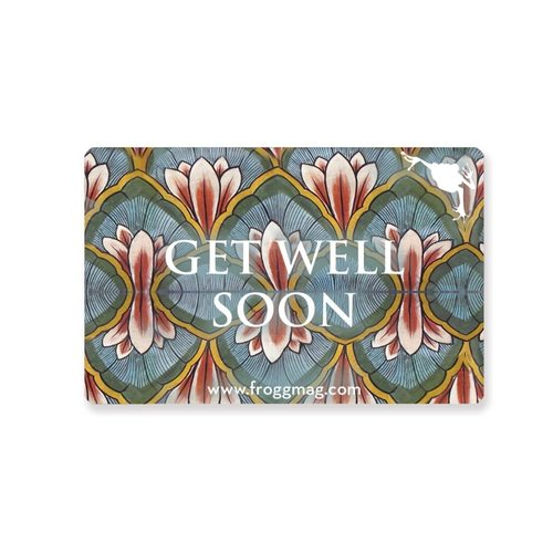 E Gift Voucher - Get Well Soon