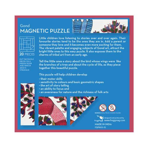 MAGNETIC PUZZLE - Gond