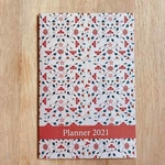 PLANNER 2021 - Mughal flowers