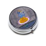 PILL BOX ROUND - Round _ Krishna