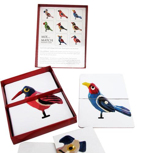MIX AND MATCH - Varanasi Birds