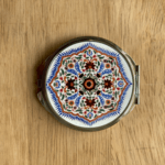 Pocket Compact Mirror - Ganesh Pol Amer