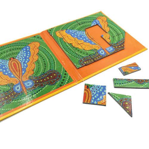 Magnetic puzzle - Bhil