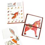 MIX AND MATCH - Patachitra Animals