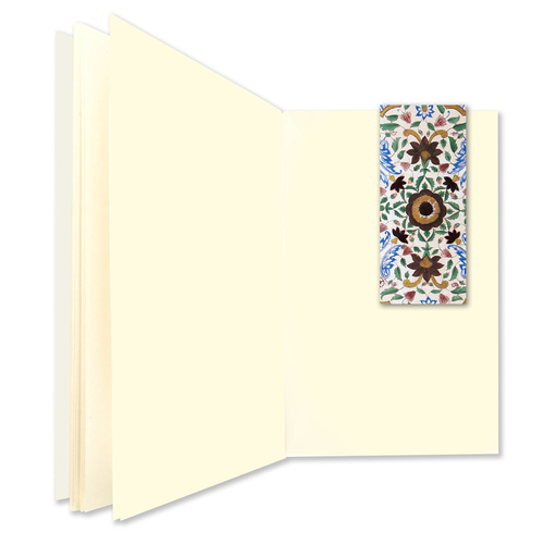 NOTE BOOKS WITH BOOKMARK - Amer Fort _ Ganesh Pol _ Medallion