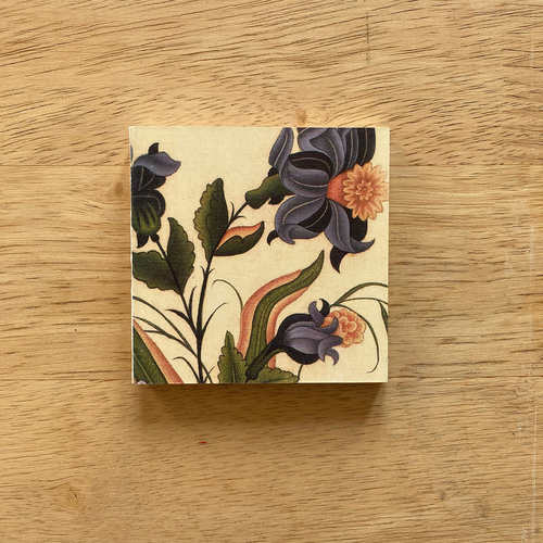 Gift Tag Set of 10 - Mughal Flower