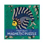 MAGNETIC PUZZLE - Madhubani