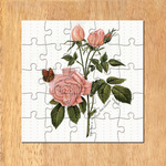 MAGNETIC MESSAGE PUZZLE - This love is the rose