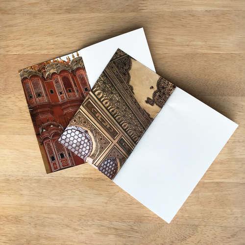 NOTE BOOKS _ SET OF 2 - Hawa Mahal