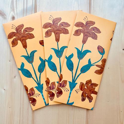 GIFT ENVELOPES - SET OF 3 Amer Mural