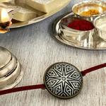 Hand crafted Block - Rakhi