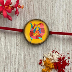 Gond Peacocks - Rakhi