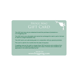 Gift Card - 2000