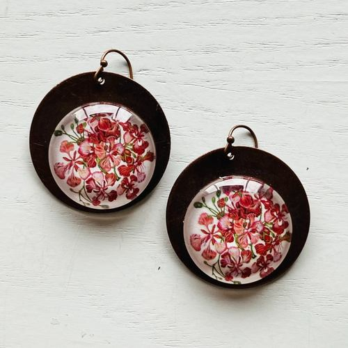 Earrings - Gulmohar