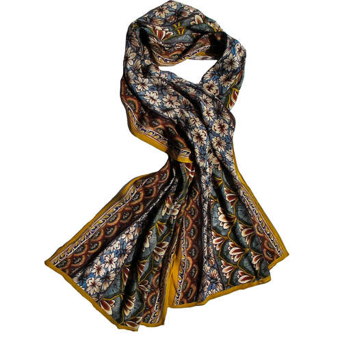 SCARF CREPE - City Palace