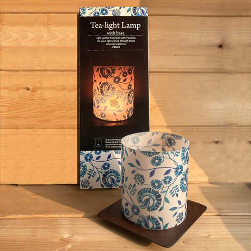 Tea- Light Lamp - Chintz