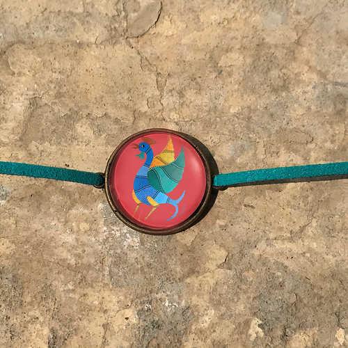 Gond Rooster - Rakhi