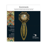 Metallic Bookmark - Kashmir