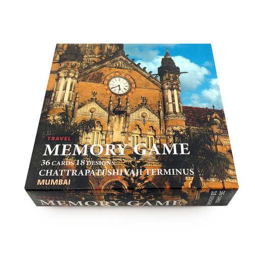 MEMORY GAME SMALL - Mumbai VT