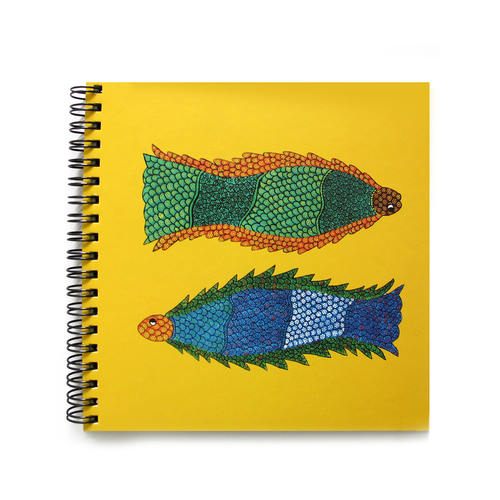 NOTE BOOK _ SEPARATORS - Gond
