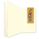NOTE BOOKS WITH BOOKMARK - Nahargarh, mural
