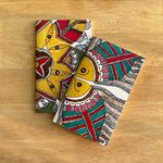 NOTE BOOKS _ SET OF 2 - Madhubani