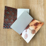 NOTE BOOKS _ SET OF 2 - Queen's Quarters Amer