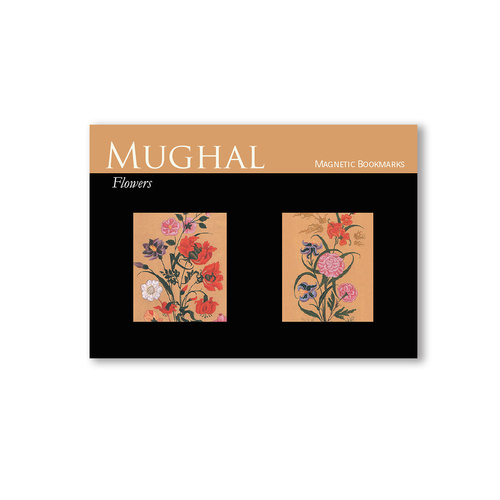 BOOK MARKS SET OF 2 - Miniature - flowers Baise