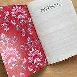 PLANNER 2021 - Mugal Motif
