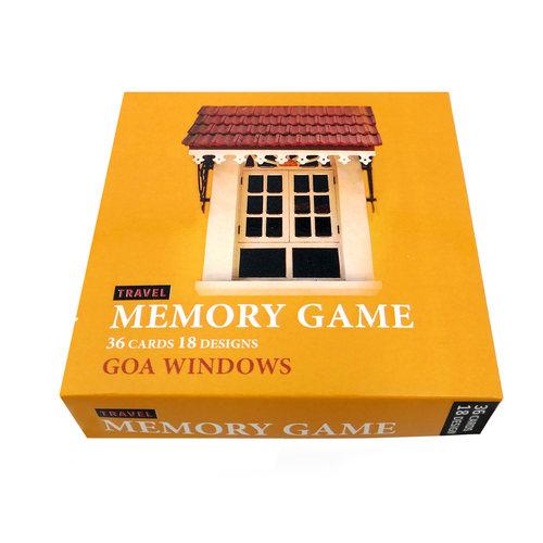 MEMORY GAME SMALL - Goa Windows