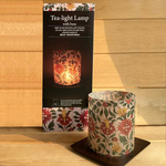 Tea Light Cover with Stand - Kaurali Palace Mural